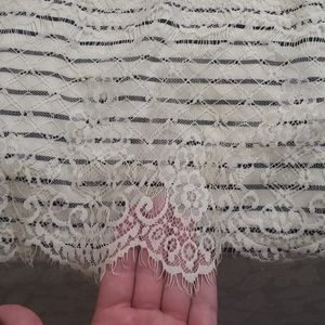 Maurices Tops - Cute Maurices Tank with lace overlay sz med